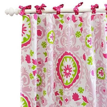 Strawberry Fields Curtain Panels I New Arrivals Inc