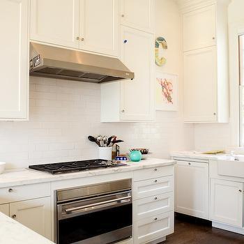 Shaker Kitchen Cabinets, Transitional, kitchen, Art Haus