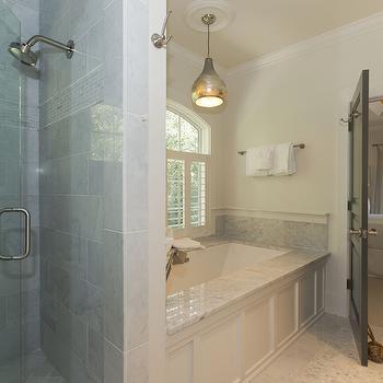 Lighting Over Bathtub Design Ideas