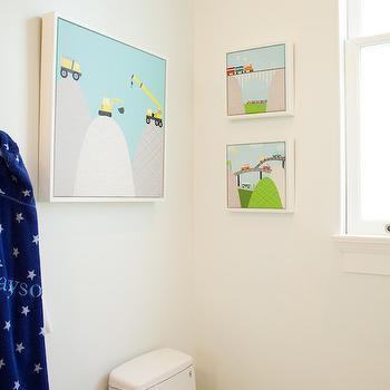 Kids Bathroom Ideas, Contemporary, bathroom, Art Haus