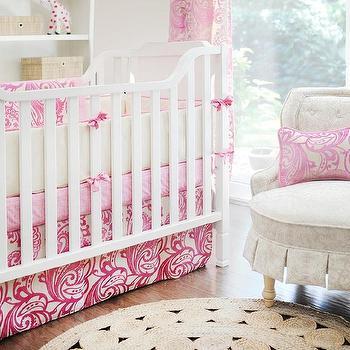 Hot Pink Baby Bedding I New Arrivals Inc