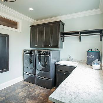 Transitional   Laundry Room Part 25