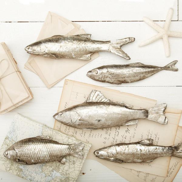 Silver Stream 5 Decorative Fish