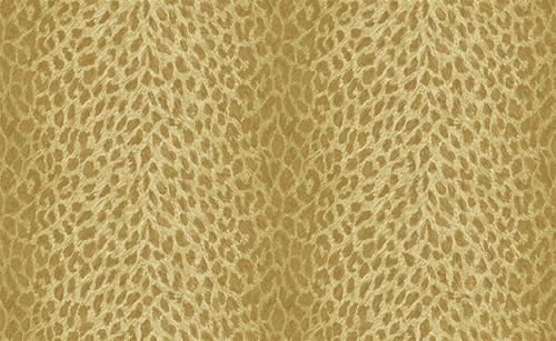 Animal Skins Gold Leopard Wallpaper