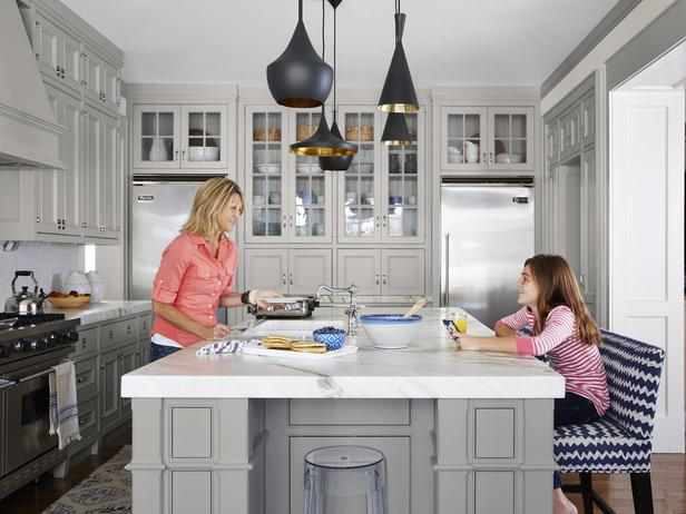 Kitchens With Owl Grey Paint