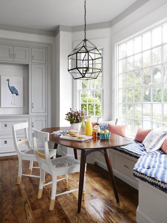 Bay Window Banquette View Full Size