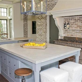 Brick Kitchen, Transitional, kitchen, HAR