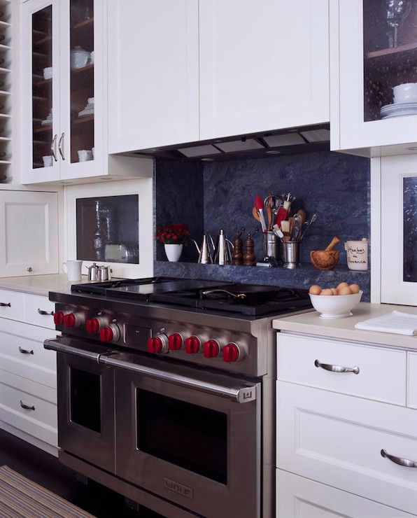 Hidden Range Hood Design Ideas