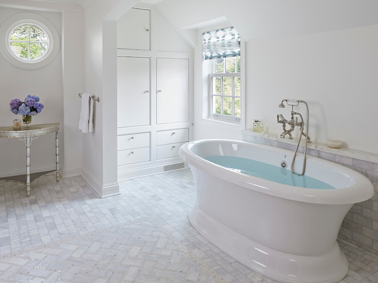 Huge Master Bathroom Transitional Bathroom Burns And