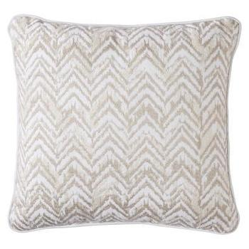 Threshold Embroidered ZigZag Decorative Pillow I Target