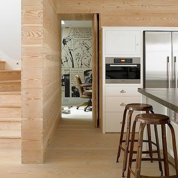 Kitchen Wall Paneling Design Ideas