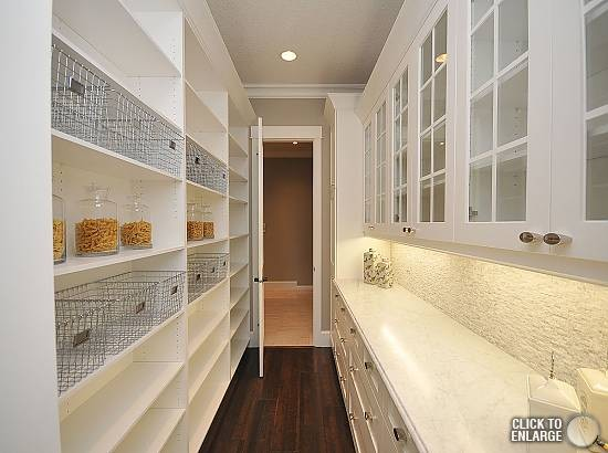 Floor To Ceiling Kitchen Pantry Cabinets Design Ideas