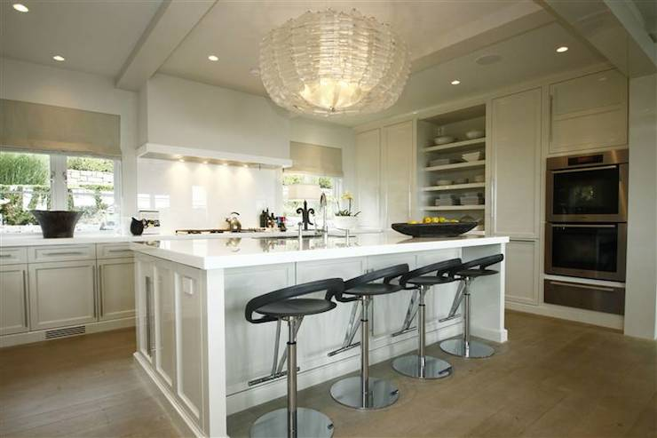 kitchen island chandelier transitional kitchen 248