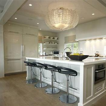Range Hood Over Kitchen Island Design Ideas