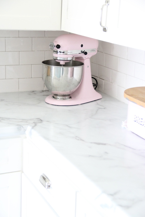 Kitchenaid Mixer Countertop Decor