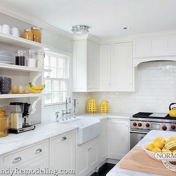 Delightful Yellow Accents