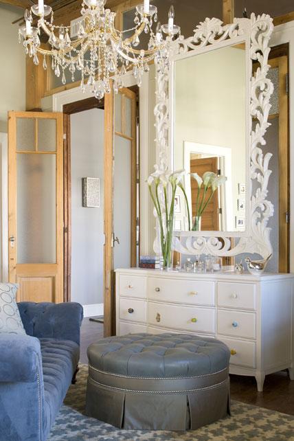 Baroque Living Room Decor: Baroque Sofa