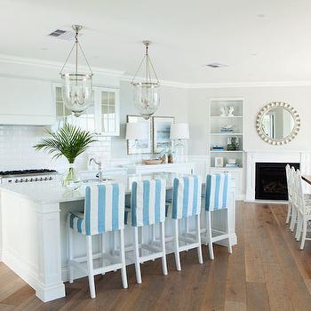 Angled Kitchen, Cottage, kitchen, Veranda House