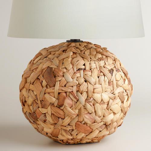 Rattan Weave Table Lamp Base World Market