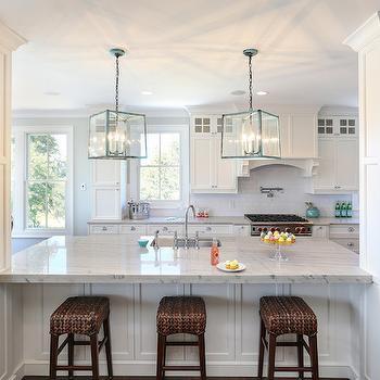 Seagrass Bar Stools Cottage Kitchen Valspar