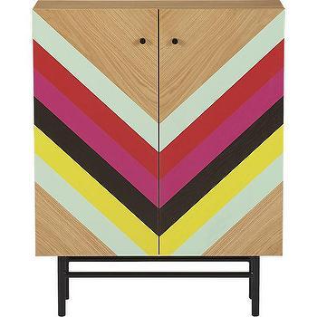stella cabinet, CB2
