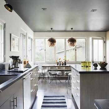 Tom Dixon Copper Shade Pendant, Eclectic, kitchen, House of Honey