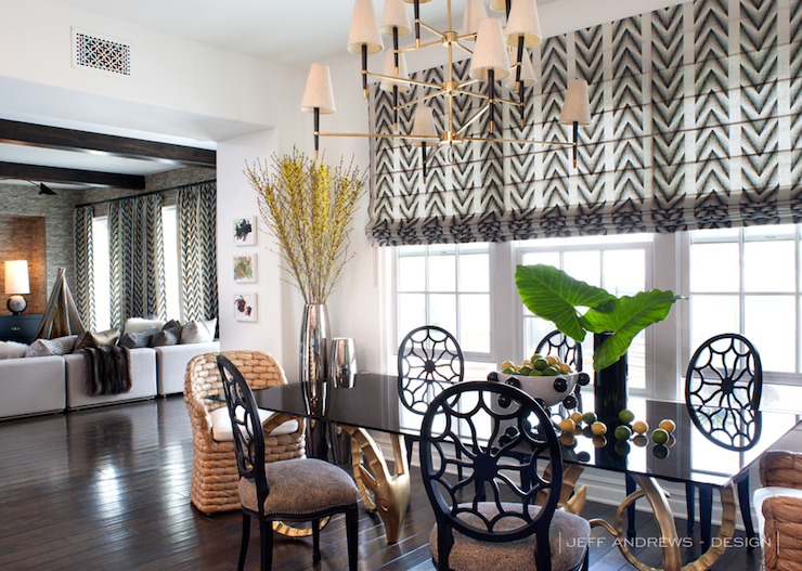 Kourtney Kardashian Dining Room Chandelier