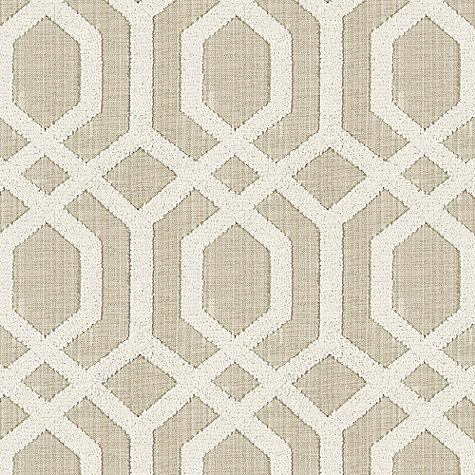 Halyard Natural Grey And Cream Fabric