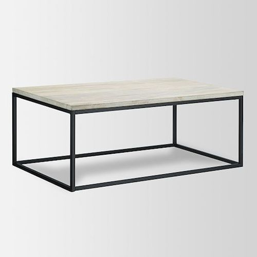 $349.00. Target Threshold Mixed Metal Coffee Table ...