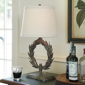 Laurel Wreath Lamp Products Bookmarks Design Inspiration And Ideas