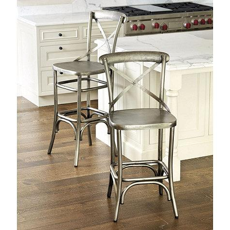constance metal bar stool ballard designs