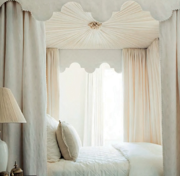 Canopy Bed & Canopy Bed - Traditional - bedroom - Phoebe Howard