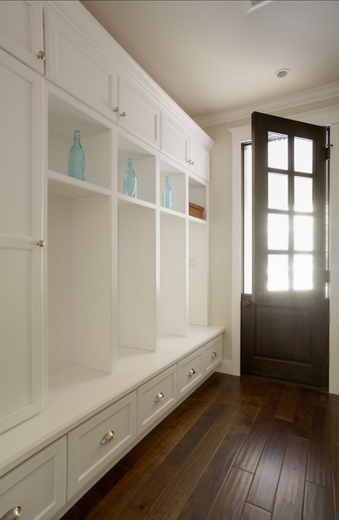Mudroom Lockers Transitional Laundry Room Allwood