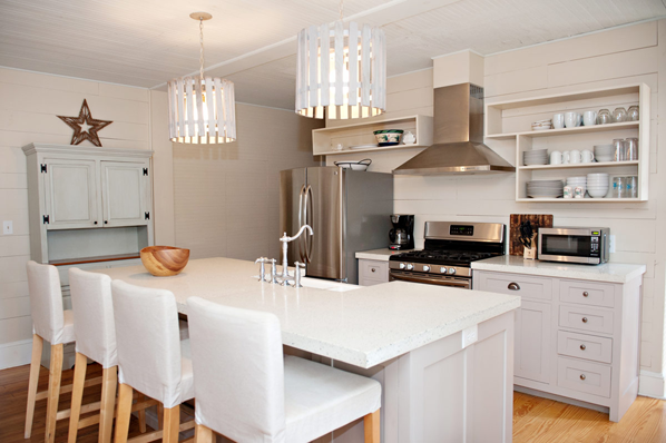 Superieur Light Grey Cabinets