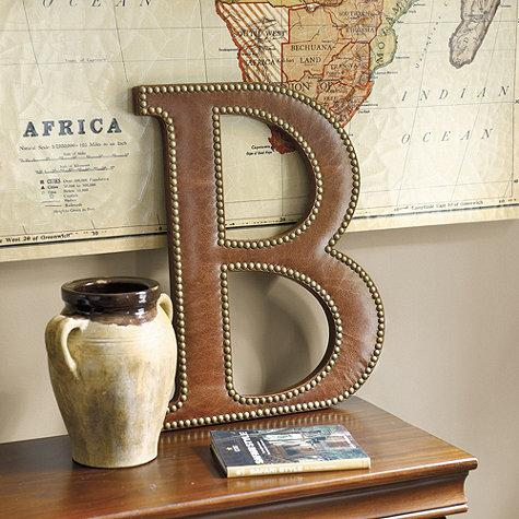 Studded Typesetter Brown Plaque