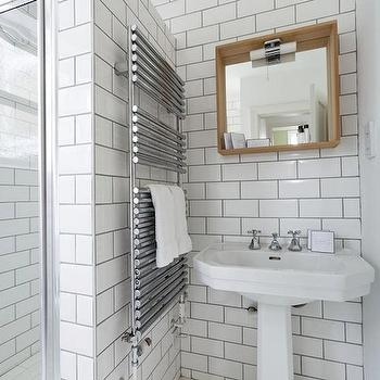 grout bathroom. subway tile with gray grout bathroom e