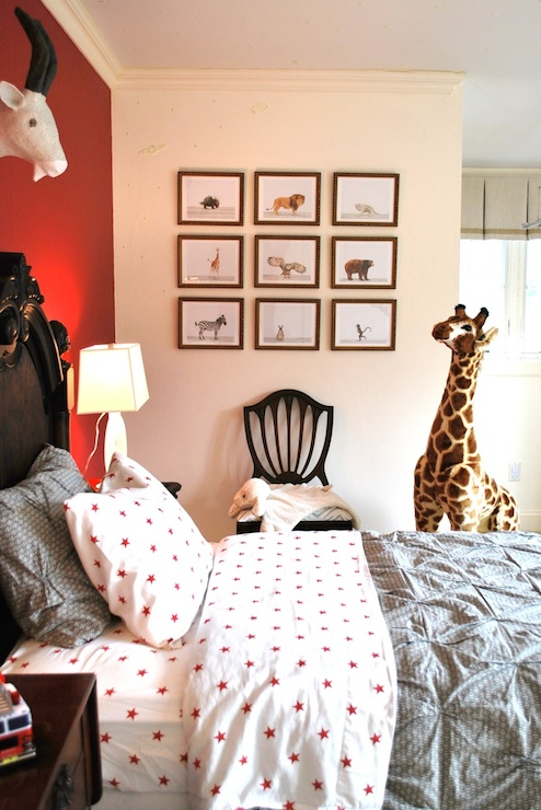 Kids Bedding Transitional Bedroom Teresa Meyer Interiors