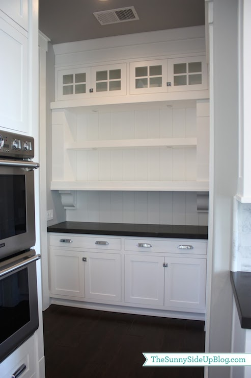 Butler Pantry Cabinets - Contemporary - kitchen - Kelly