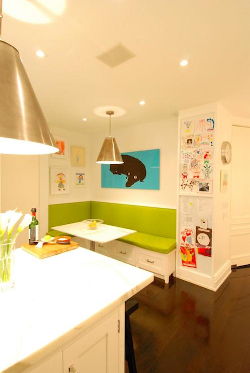 Kitchen Message Board - Contemporary - kitchen - The ...