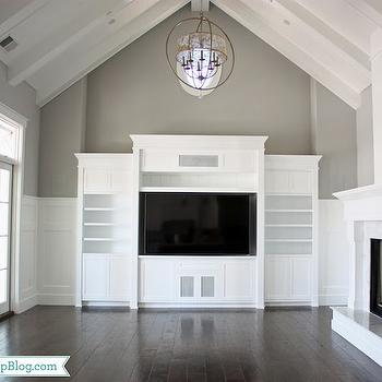 built in entertainment center - Built In Entertainment Center Design Ideas