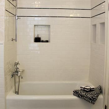 Porcelain Tile Bath Surround Design Ideas