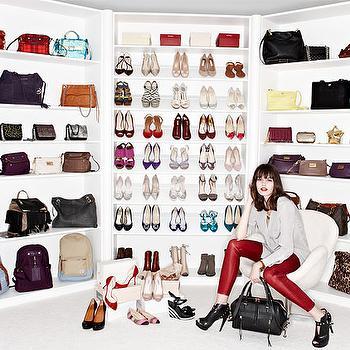 Bag And Shoe Closets