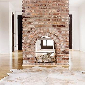 Double Sided Fireplace - Design photos