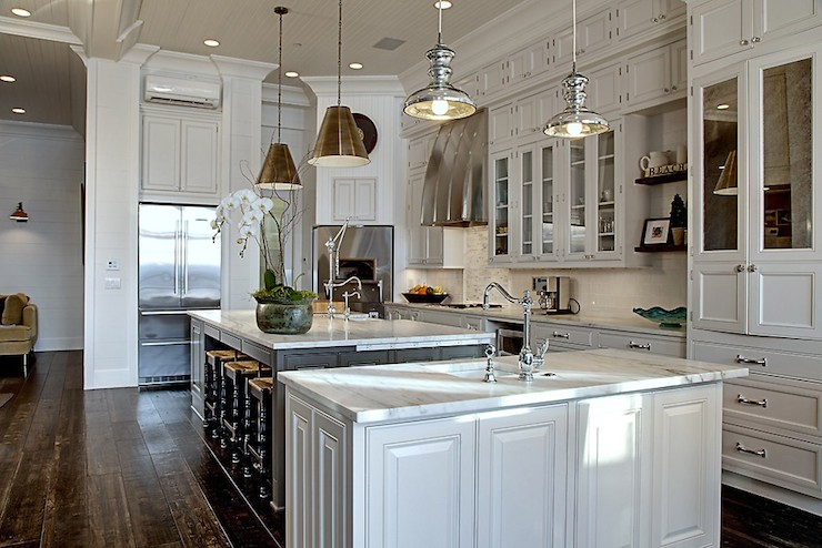 Grey Cabinets  Transitional  kitchen  Benjamin Moore Gray Owl