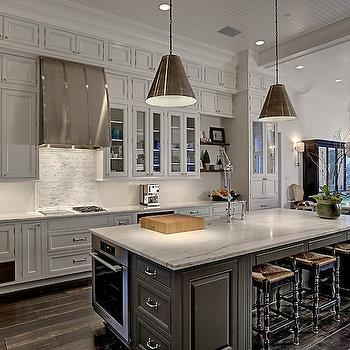 Pizza Oven, Transitional, kitchen, Lavallee Construction