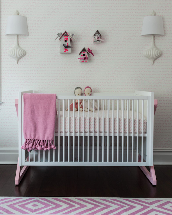 the latest f43ab 44188 Campaign Crib - Contemporary - nursery - Sissy and Marley