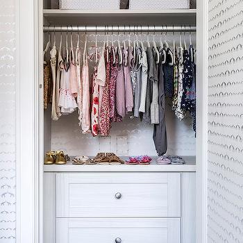 Beau Nursery Closet