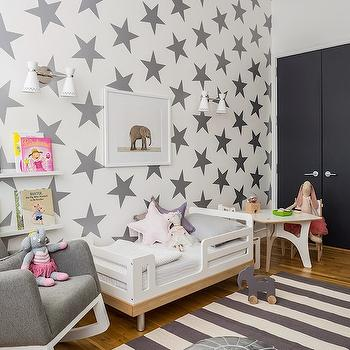 Toddler Beds, Contemporary, boy's room, Sissy and Marley