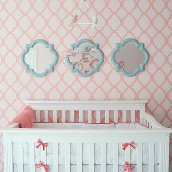 Contemporary, nursery, Sherwin Williams Armour Pink, Project Nursery