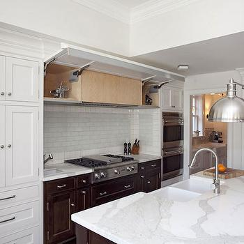 Concealed Kitchen Hood